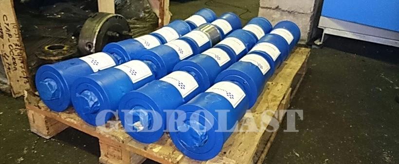 Гидроцилиндры для шлюзов гидротехнических сооружений