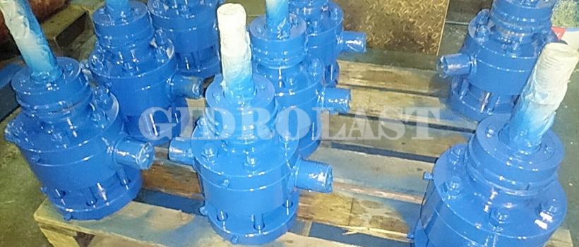 Заказ гидроцилиндров для металлургической промышленности