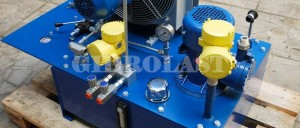 Купить мини-гидростанцию циркулярной смазки