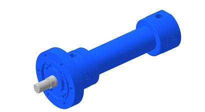 Гидравлические цилиндры для металлургической промышленности