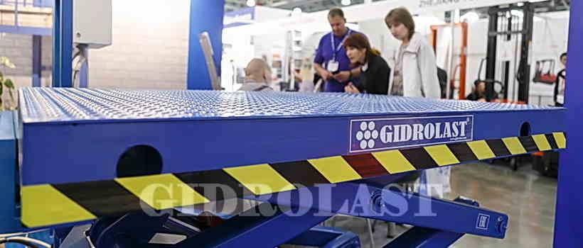 Стенд компании Гидроласт на выставке СеМАТ Russia в Москве